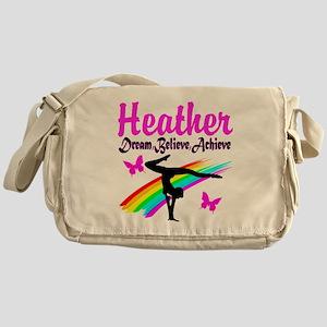 SUPER STAR GYMNAST Messenger Bag