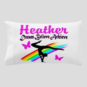 SUPER STAR GYMNAST Pillow Case