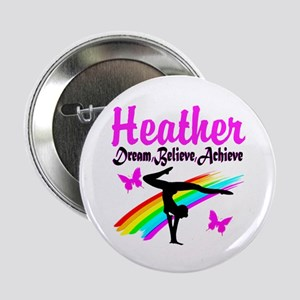 "SUPER STAR GYMNAST 2.25"" Button"