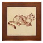 Puma<br> Framed Tile
