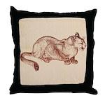 Puma<br> Throw Pillow