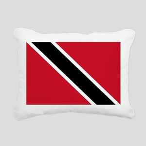 Trinidad and Tobago Rectangular Canvas Pillow