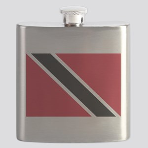 Trinidad and Tobago Flask