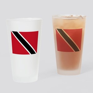 Trinidad and Tobago Drinking Glass