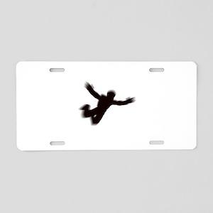 iShowit Parachute Aluminum License Plate