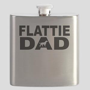 Flattie Dad Flask
