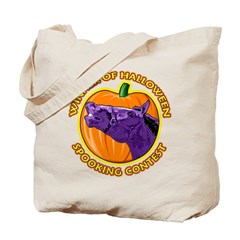 Halloween Spooking Contest Tote Bag