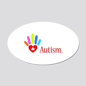 autism awarness Wall Sticker