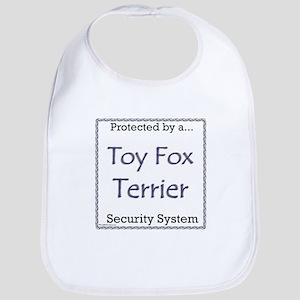 Toy Fox Security Bib