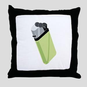 Lighter Throw Pillow