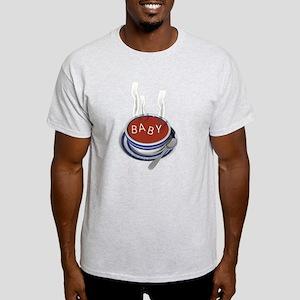 Baby Alphabet Soup Light T-Shirt