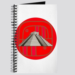 Maya pyramid Journal