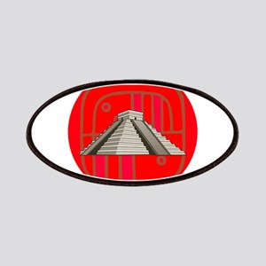 Maya pyramid Patch