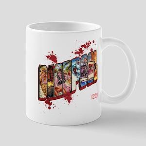 Deadpool Cinematic Mug