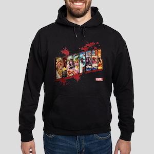 Deadpool Cinematic Hoodie (dark)