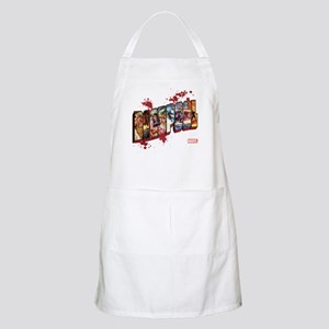 Deadpool Cinematic Apron