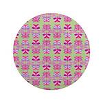 Pink Butterfly Pattern 3.5