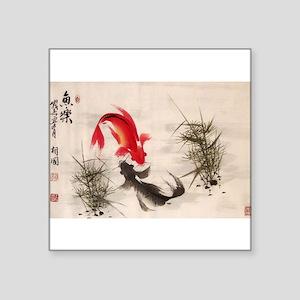 Koi fish Sticker