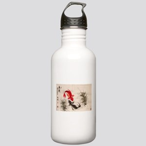Koi fish Stainless Water Bottle 1.0L