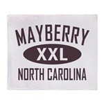 Mayberry Throw Blanket