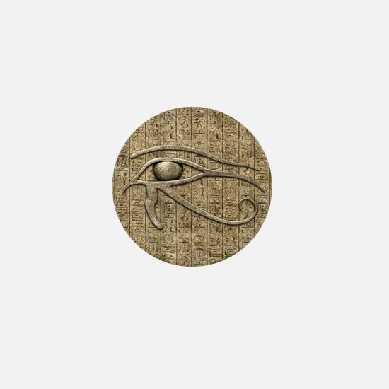 Eye Of Ra Mini Button