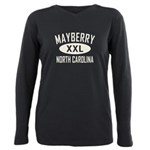 Mayberry Plus Size Long Sleeve Tee