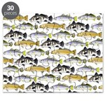 Seatrout and Drum Pattern Puzzle