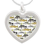 Seatrout and Drum Pattern Necklaces