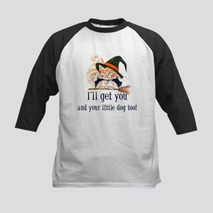 I'll get you! Kids Baseball Jersey