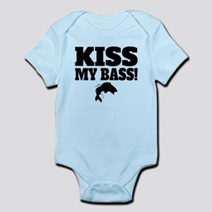 Kiss My Bass Body Suit