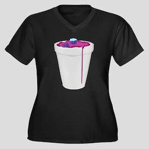 Drank Plus Size T-Shirt