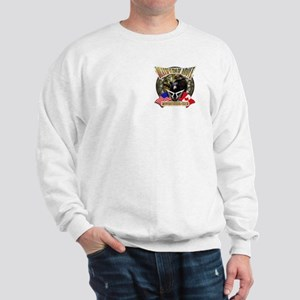 death from above bow hunting Sweatshirt