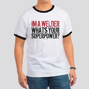 Welder is my Superpower T-Shirt