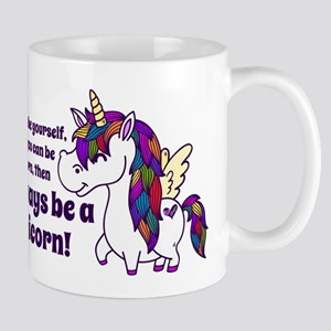 ellagee unicorn Mugs