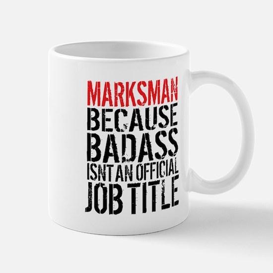 Badass Marksman Mugs