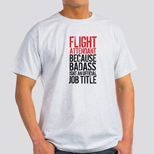 Badass Flight Attendant T-Shirt