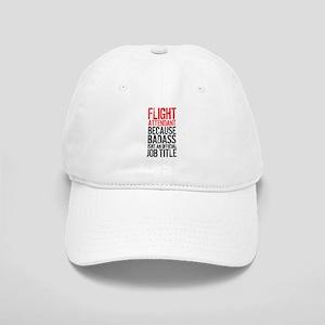 Badass Flight Attendant Cap
