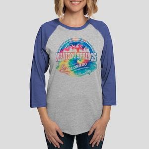 Manitou Springs Old Circle Long Sleeve T-Shirt