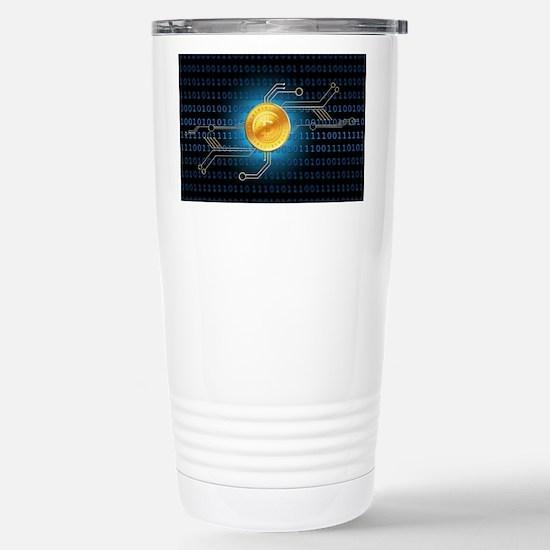 Cute Bits Travel Mug