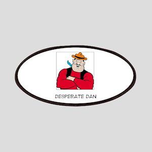 DESPERATE DAN! Patch