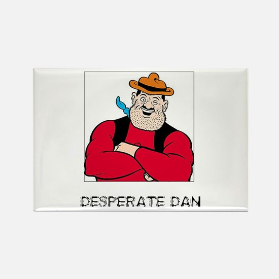 DESPERATE DAN Magnets