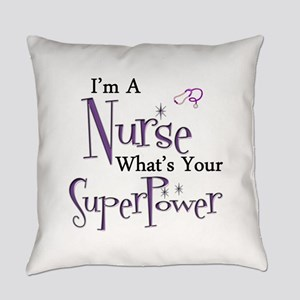 Super Nurse Everyday Pillow