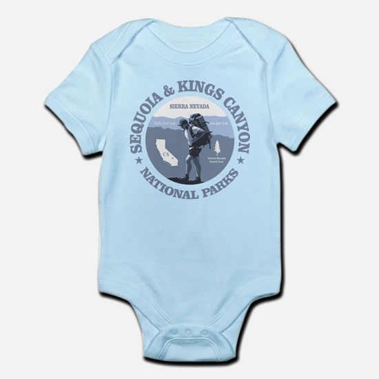 Sequoia & Kings Canyon Body Suit