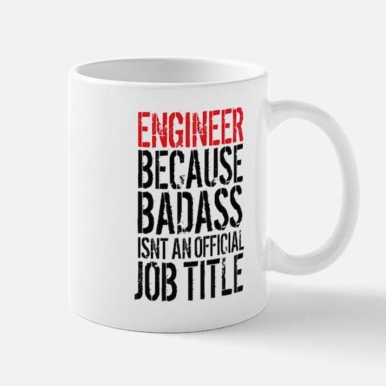 Badass Engineer Mugs