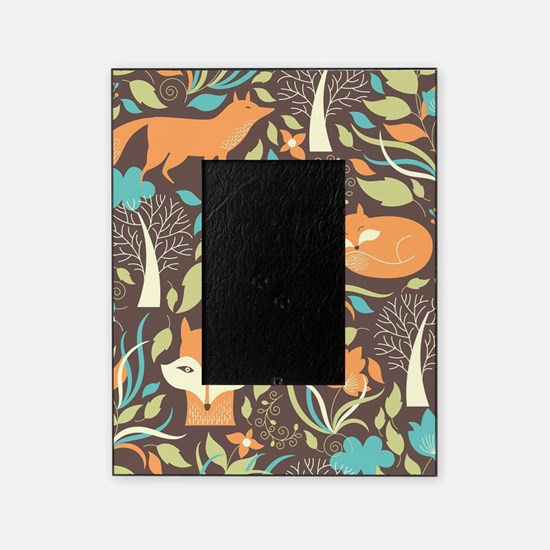Woodland Fox Picture Frame