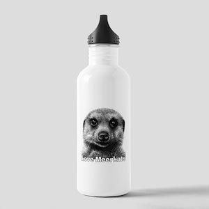 Love Meerkats Stainless Water Bottle 1.0L