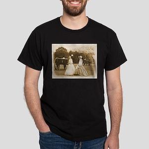 Strolling on the Battlefield T-Shirt