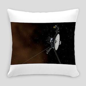 Voyager 1 spacecraft- NASA/JPL-Cal Everyday Pillow