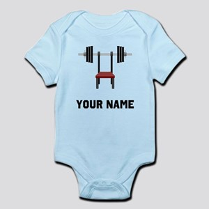 Weightlifting Bench Body Suit