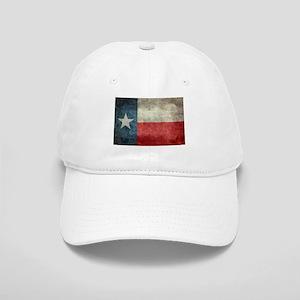 Texas state flag vintage retro style original Cap